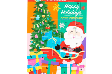 2019 Dylan's Candy Bar Advent Calendar Available Now + Coupon!