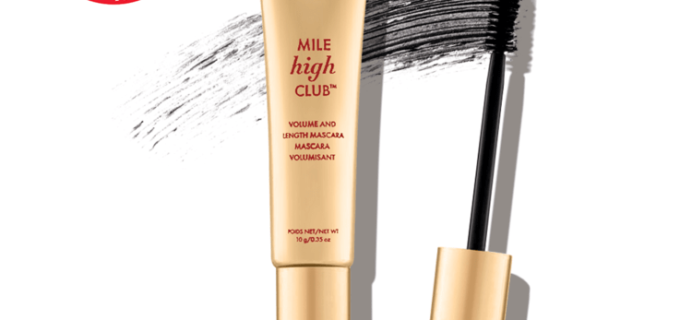 Allure Beauty Box Coupon: FREE Wander Beauty Mile High Club Mascara with Subscription!