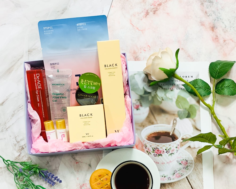 The K-Beauty Box October 2019 Spoilers + Coupon!