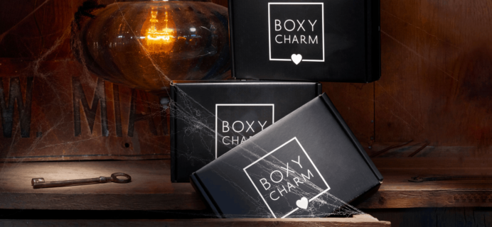 BOXYCHARM October 2019 FULL Spoilers + Coupon – ALL ITEMS!
