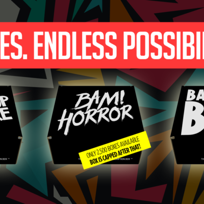 The Bam! Box Subscription Update!