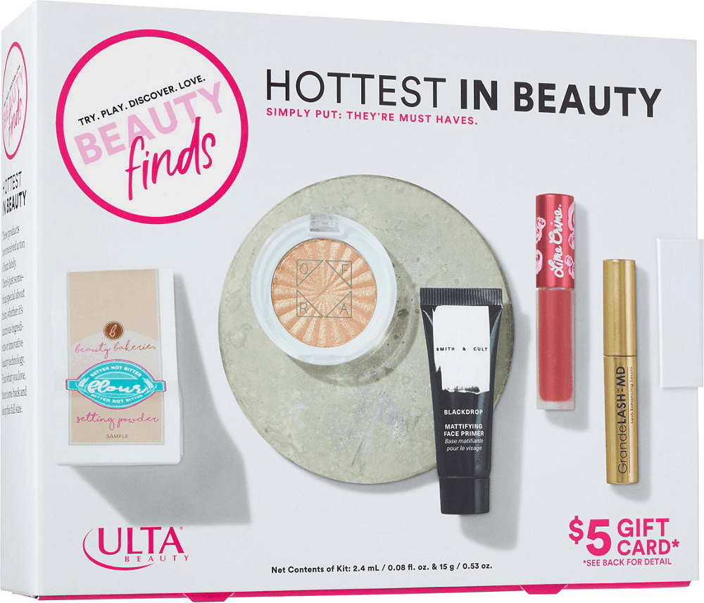 New Ulta Sample Kit Available Now – Hottest in Beauty Kit!