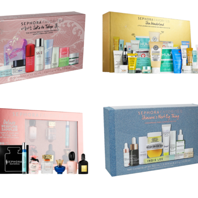 Four New Sephora Kits Available Now + Coupons!