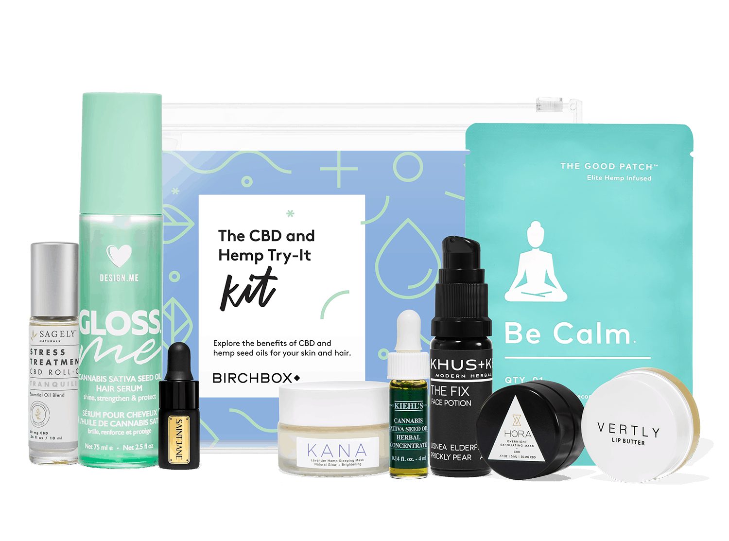 The CBD and Hemp Try-It Kit – New Birchbox Kit Available Now + Coupons!