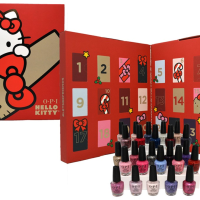 2019 OPI Advent Calendar Available Now + Full Spoilers!