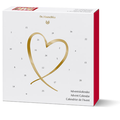 2019 Dr. Hauschka Skin Care Advent Calendar Available Now!