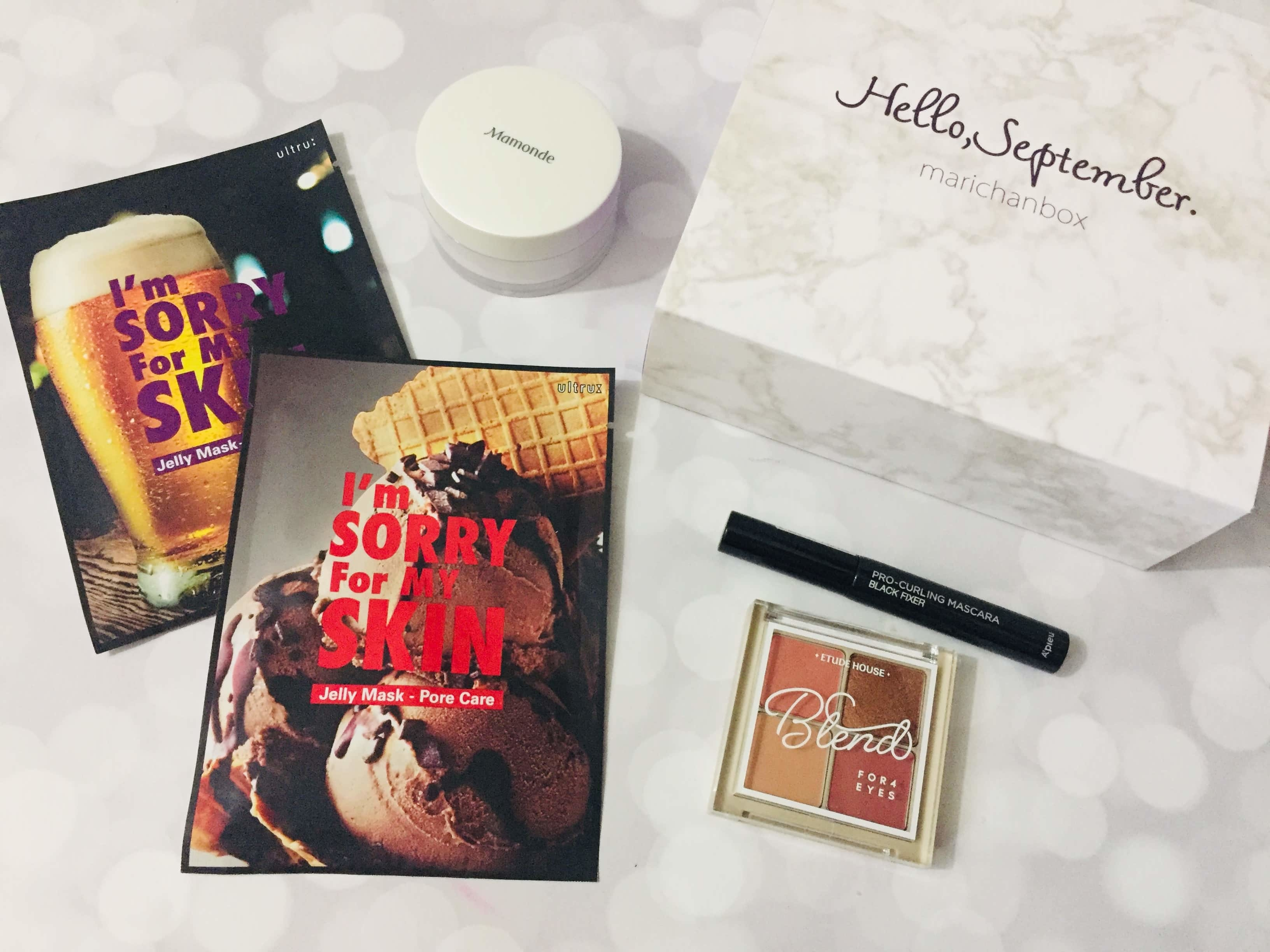 MarichanBox September 2019 Subscription Box Review + Coupon