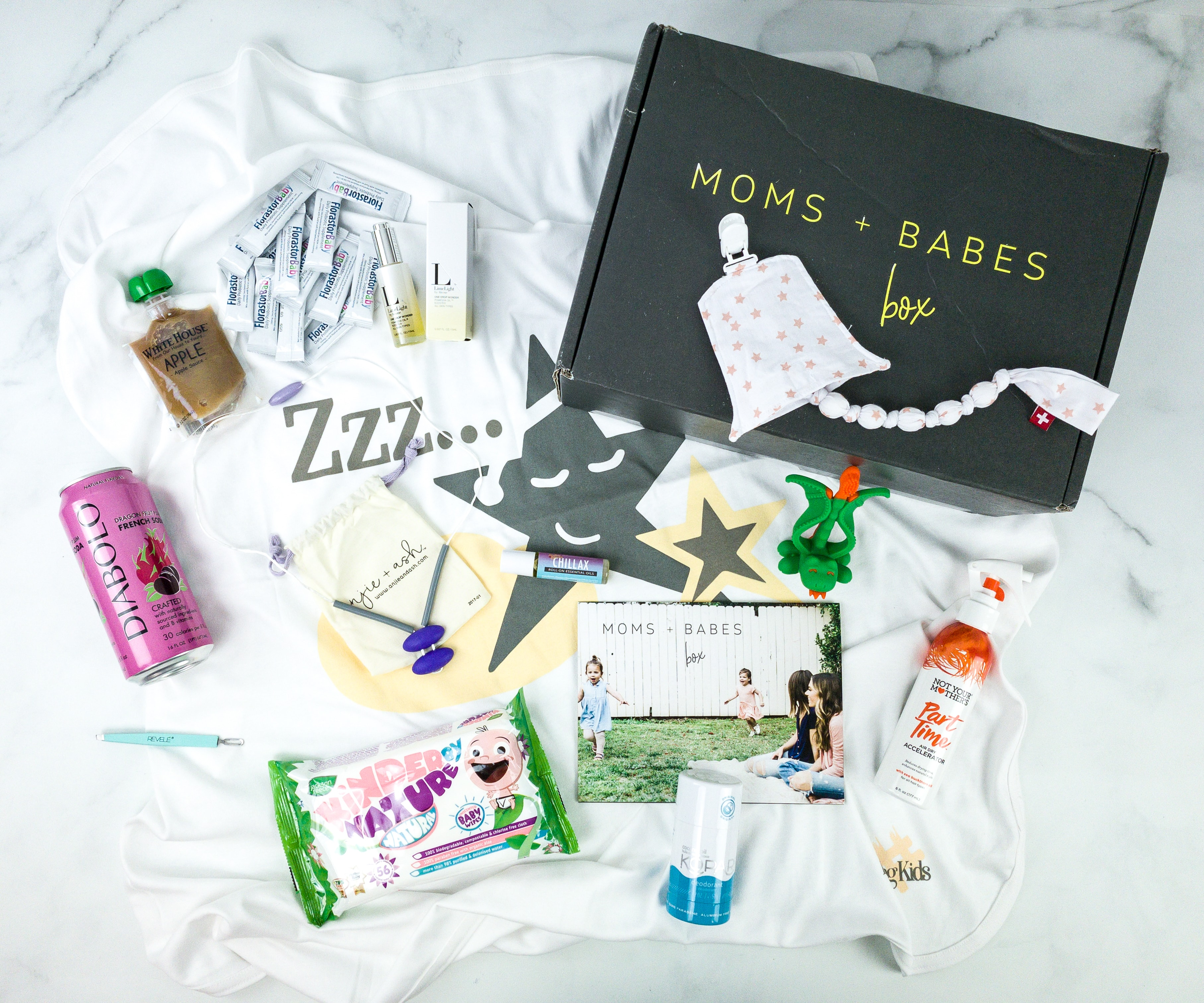 Moms + Babes Fall 2019 Subscription Box Review + Coupon – INFANT BOX
