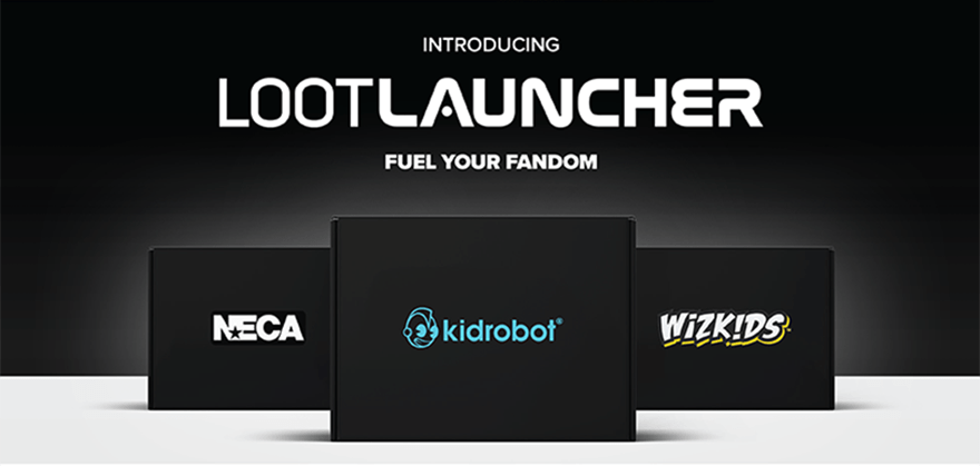 The Loot Company Launches Loot Launcher!