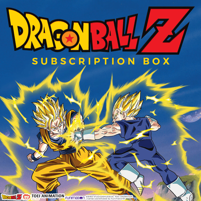 Newest Subscription Boxes: Dragon Ball Z Subscription Box from Culturefly Coming Soon!
