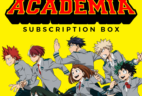 Newest Subscription Boxes: My Hero Academia Subscription Box from Culturefly Coming Soon!