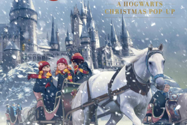 2019 Harry Potter Pop-Up Advent Calendar Available For Preorder Now!