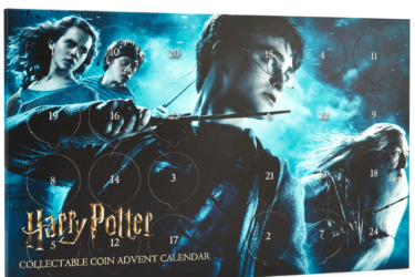 2019 Zavvi World Exclusive Harry Potter Collectible Coin Advent Calendar Coming Soon!