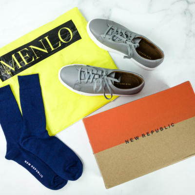 Menlo Club Cyber Week Deal: First Box for $20!