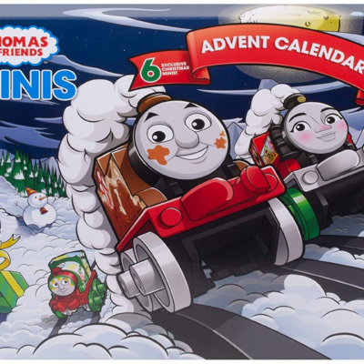 2019 Fisher-Price Thomas & Friends MINIS Advent Calendar Available Now!
