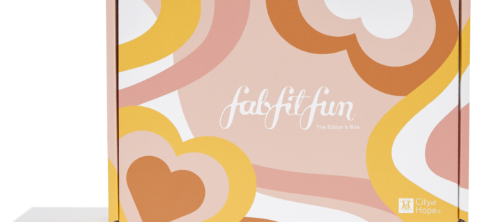 FabFitFun Fall 2019 Editor's Box Available Now + Full Spoilers!