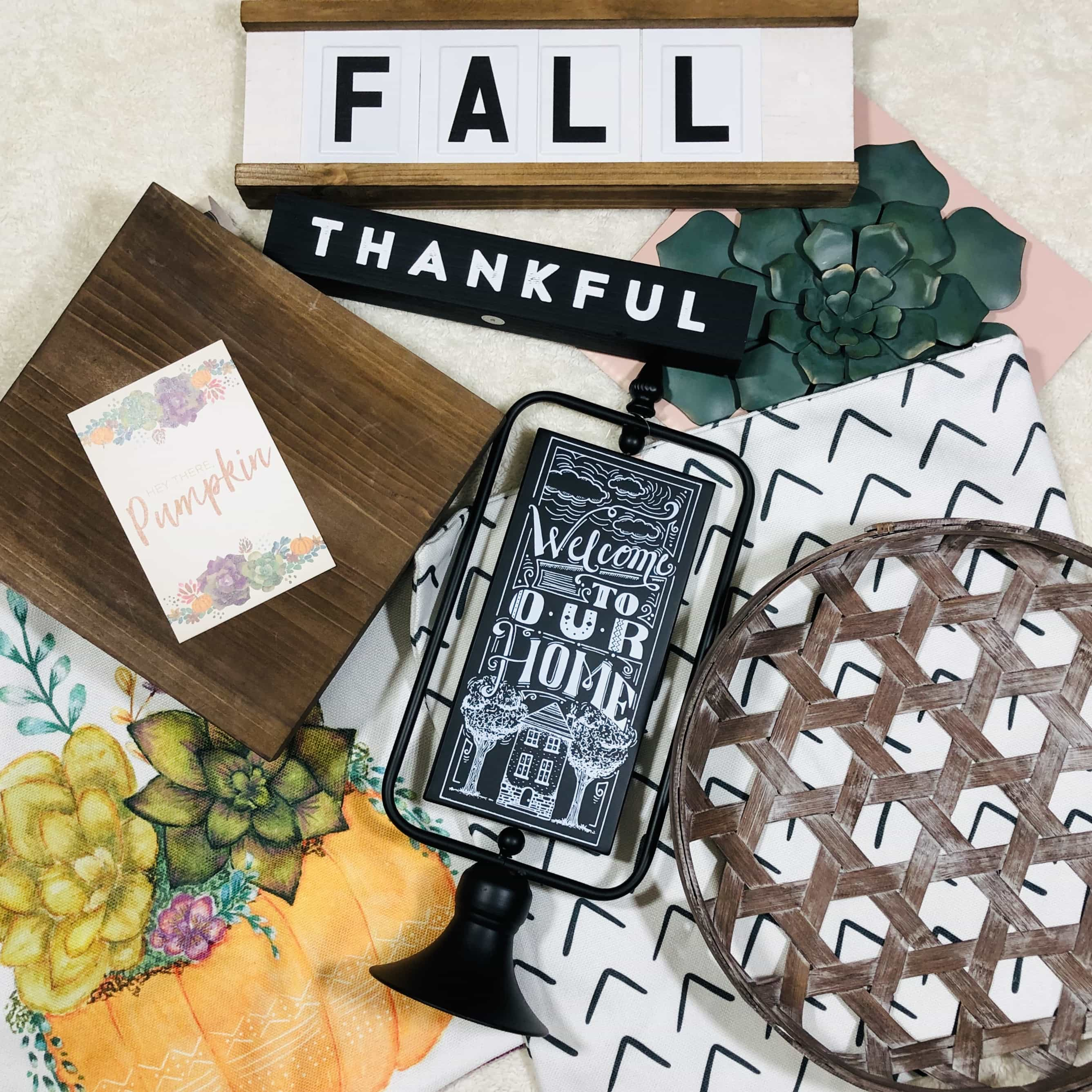 Decocrated Fall 2019 Subscription Box Review + Coupon