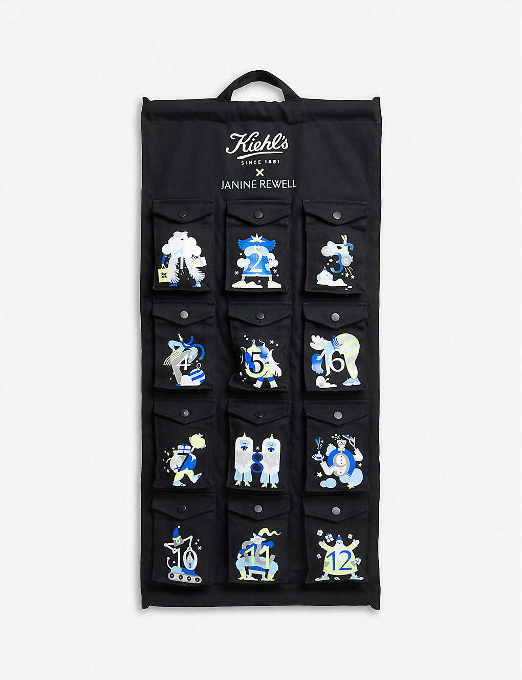 2019 Selfridges Kiehl's x Janine Rewell Advent Calendar Available Now!
