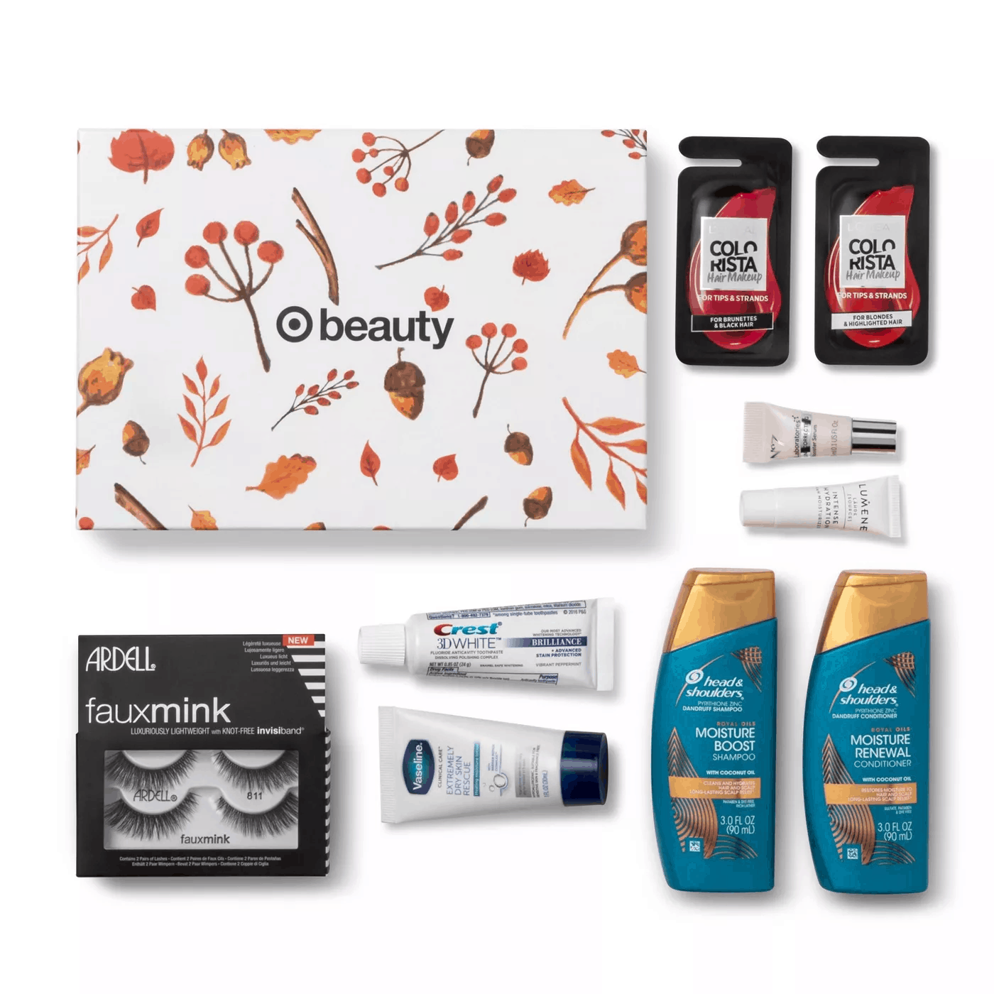 Target Beauty Box FREE with $40 Beauty Purchase!