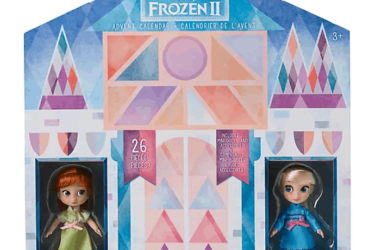 shopDisney Black Friday Deal: Disney Frozen 2 Advent Calendar $24!