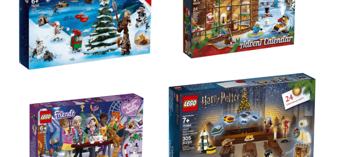 2019 Lego Advent Calendars Coming Soon + Full Spoilers!