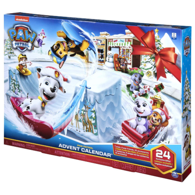 2019 Paw Patrol Advent Calendar Available Now!