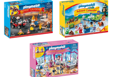 Playmobil Advent Calendars PRICE DROP! As low as $16.49!