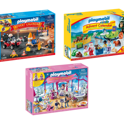 Playmobil 2019 Advent Calendars Available Now!