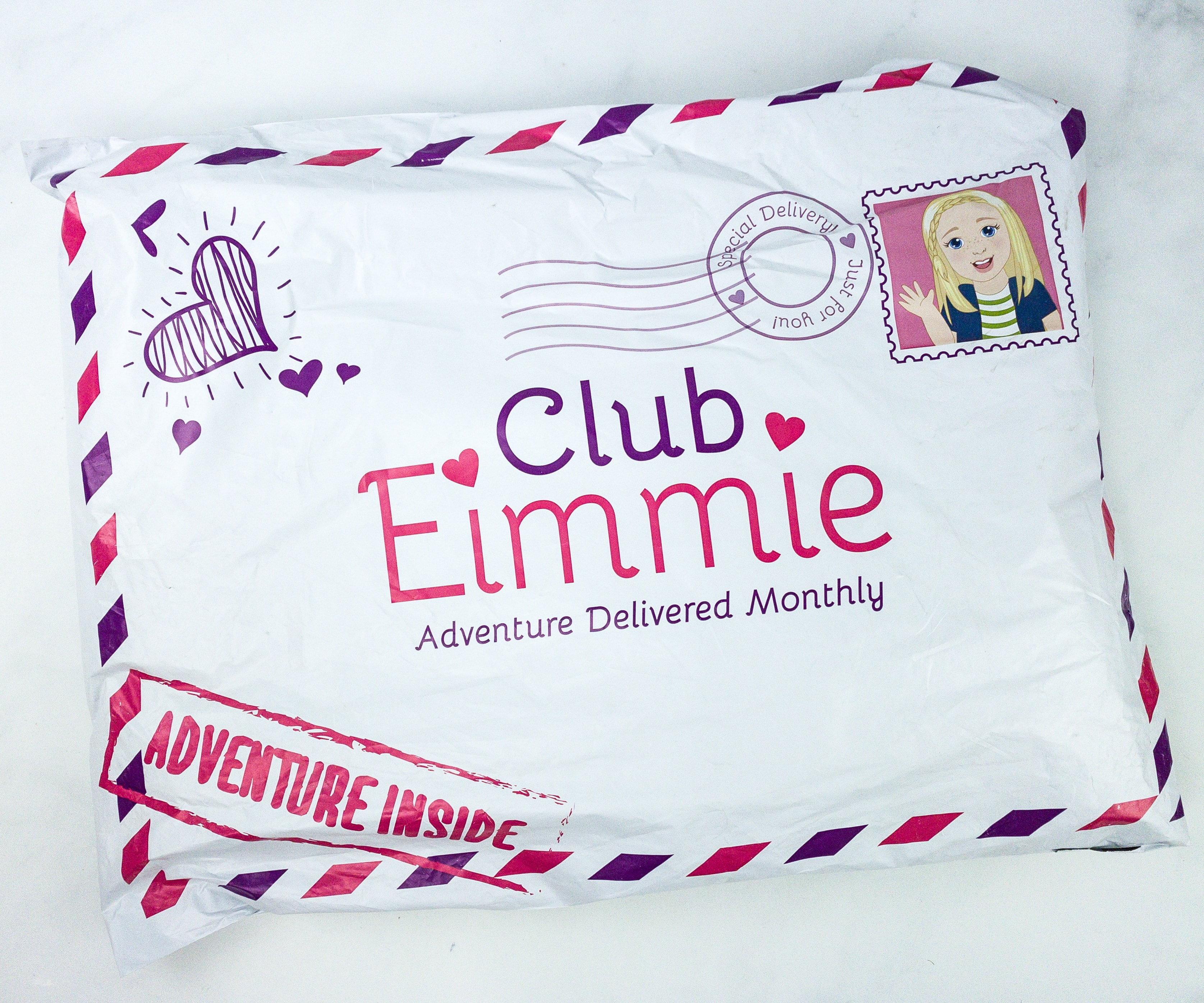 Club Eimmie September 2019 Subscription Box Review