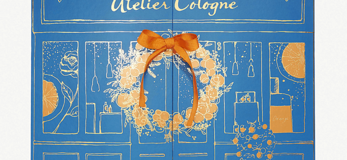 2019 Atelier Cologne Luxury Advent Calendar Available Now + Full Spoilers!
