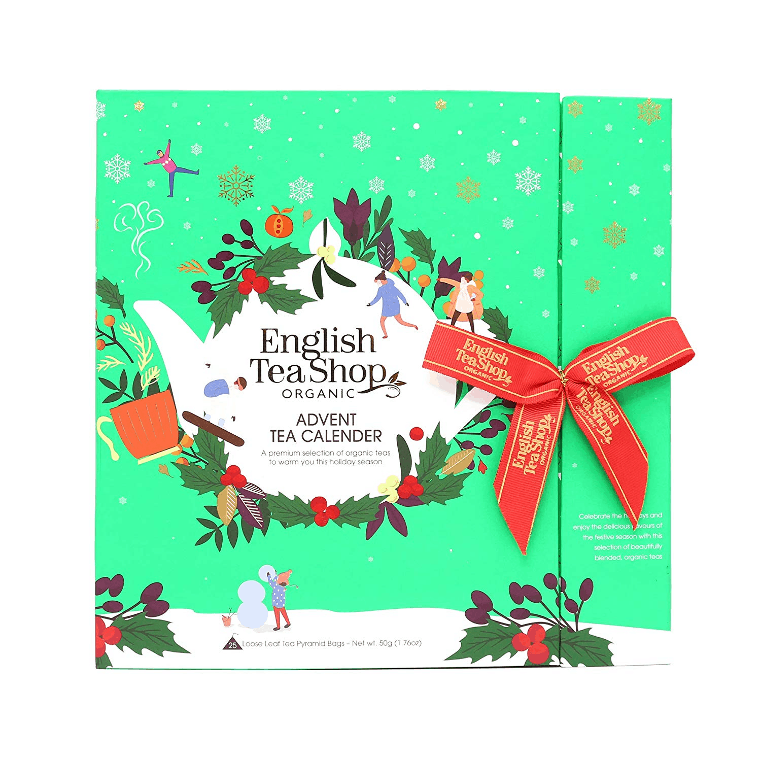 2019 english tea shop advent calendars available now. Black Bedroom Furniture Sets. Home Design Ideas