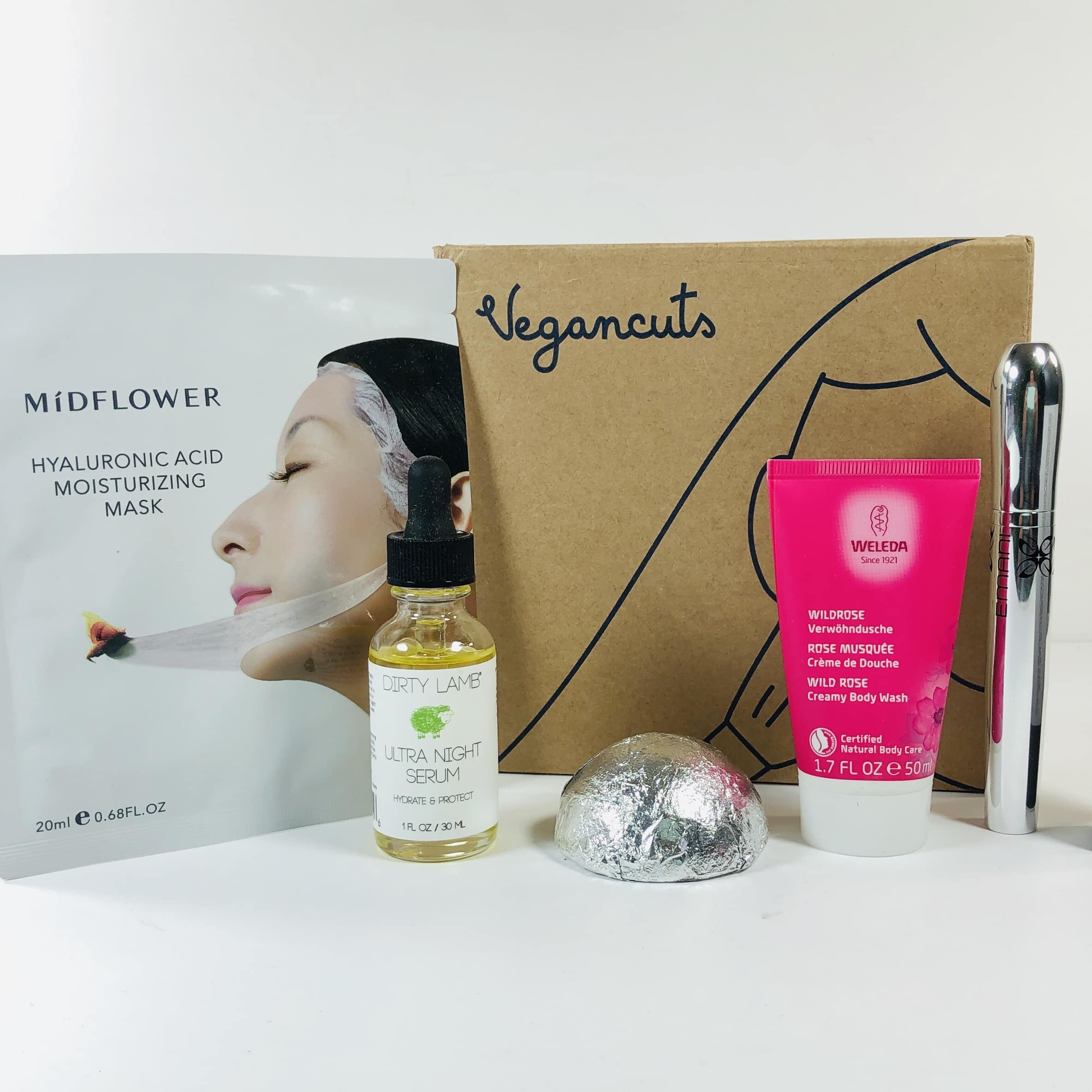 Vegancuts Beauty Box October 2019 Subscription Box Review + Coupon
