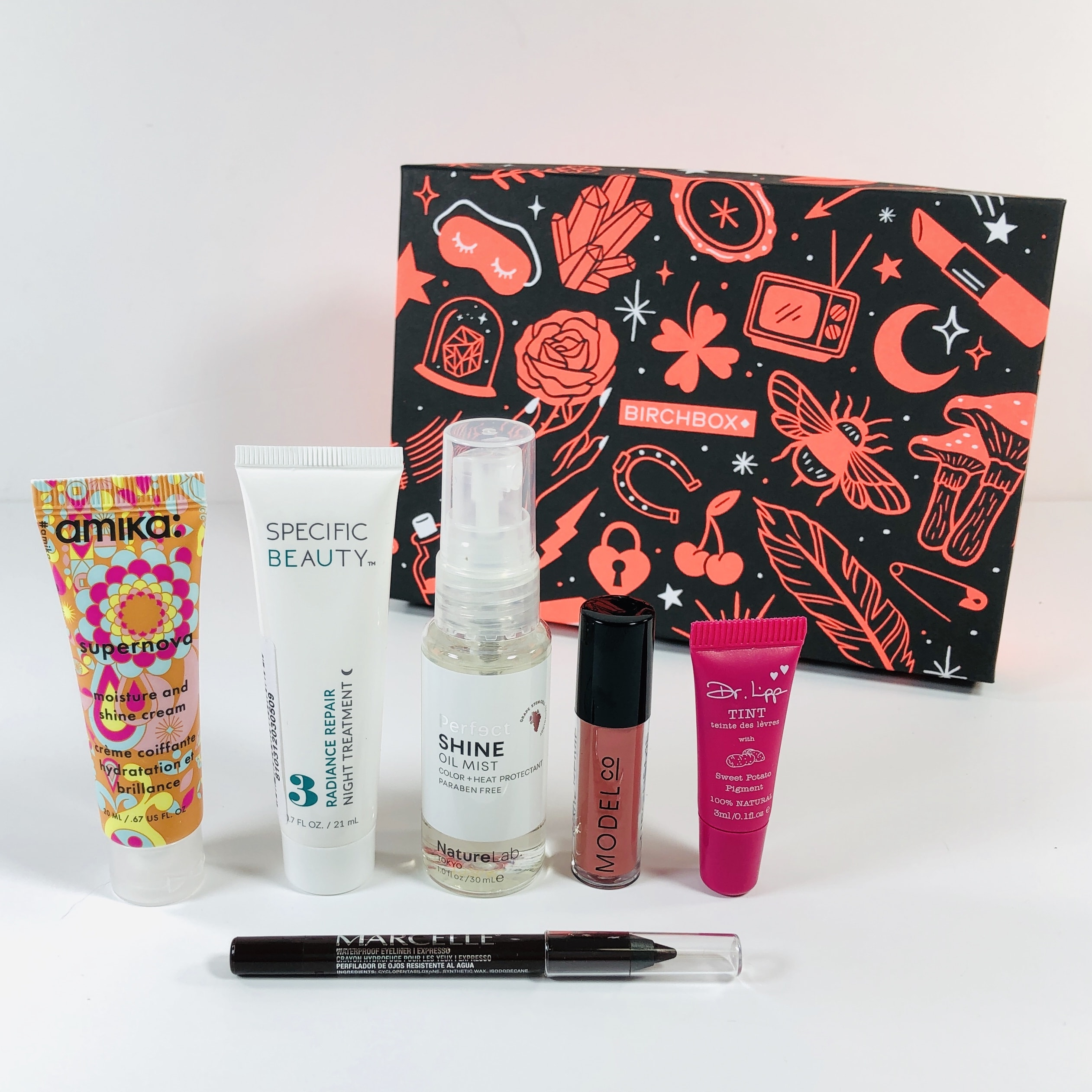 Birchbox October 2019 Subscription Box Review + Coupon – Curated Box