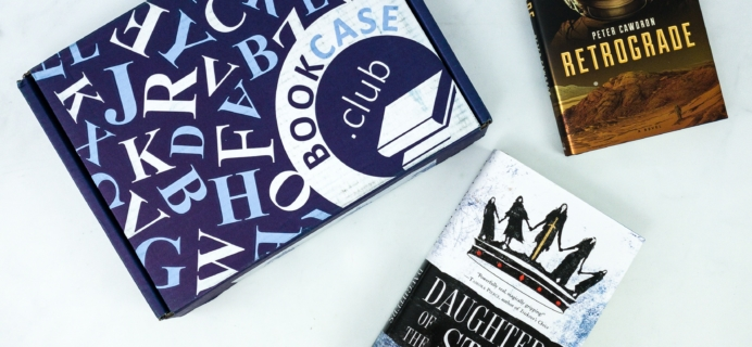 BookCase.Club November 2019 Subscription Box Review & 50% Off Coupon – Surprise-Me Fiction