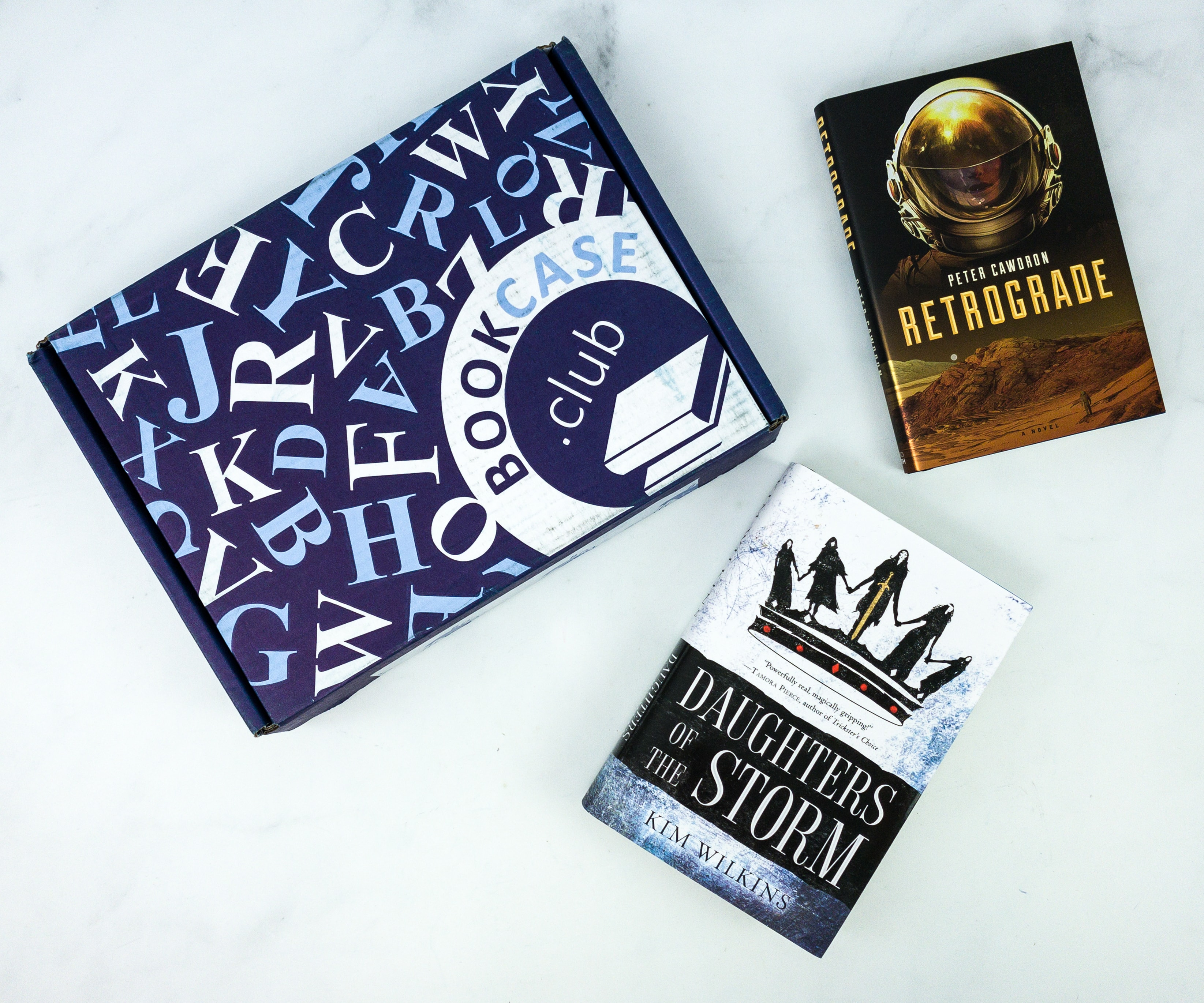 BookCase.Club October 2019 Subscription Box Review & 50% Off Coupon – Sci-Fi & Fantasy