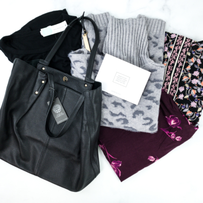 September 2019 Stitch Fix Subscription Box Review