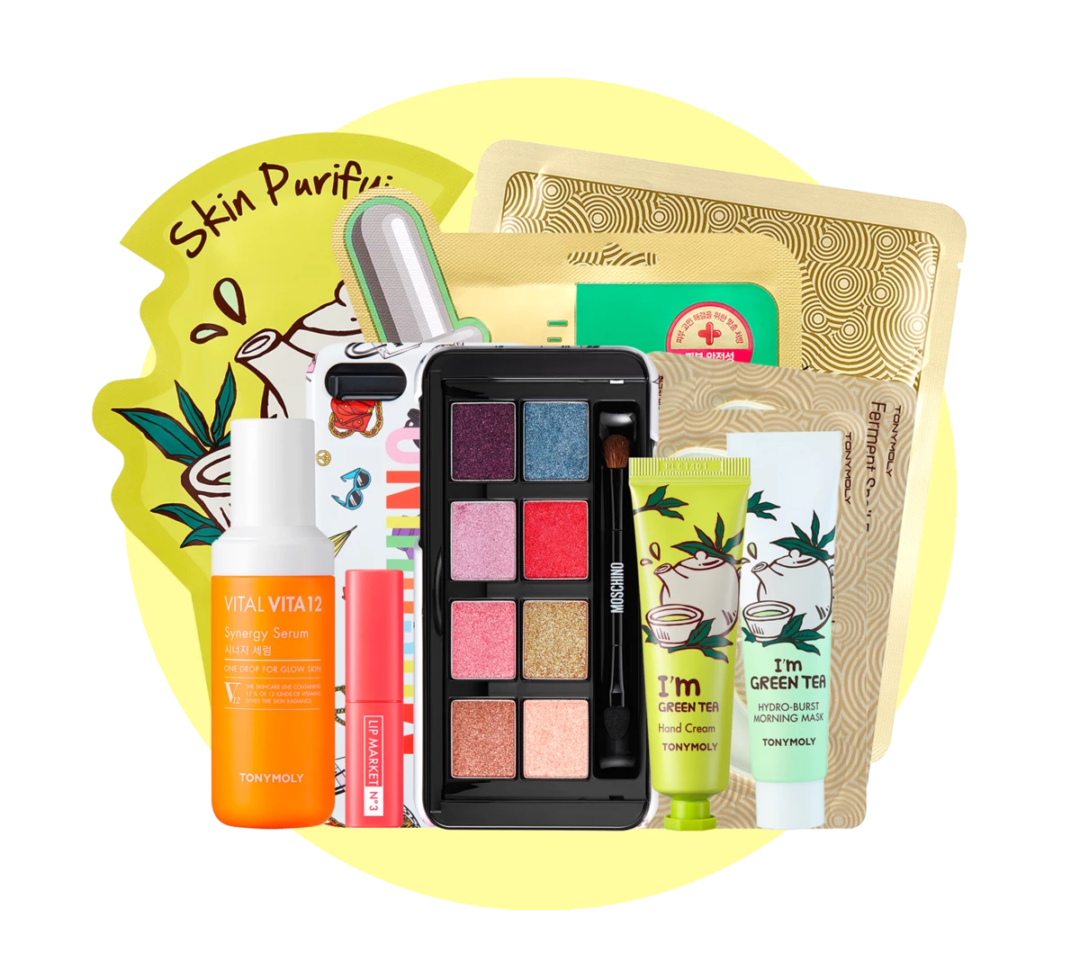 Tony Moly October 2019 Monthly Bundle Available Now + Full Spoilers!