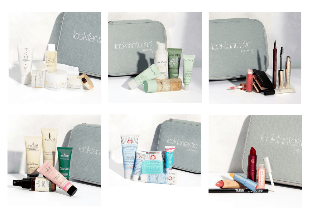 Look Fantastic Discovery Kits Available Now!