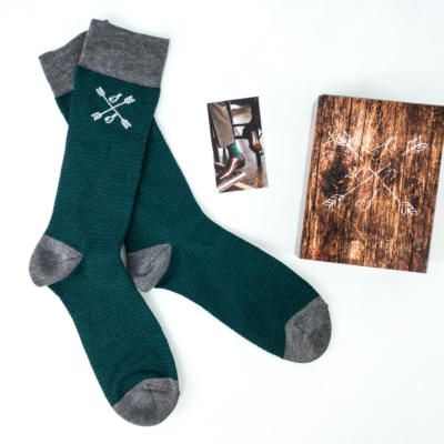 Southern Scholar October 2019 Men's Sock Subscription Box Review & Coupon