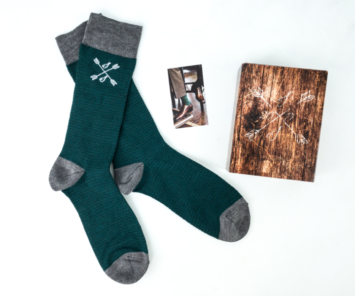 Southern Scholar October 2019 Men's Sock Subscription Box Review & Coupon - hello subscription