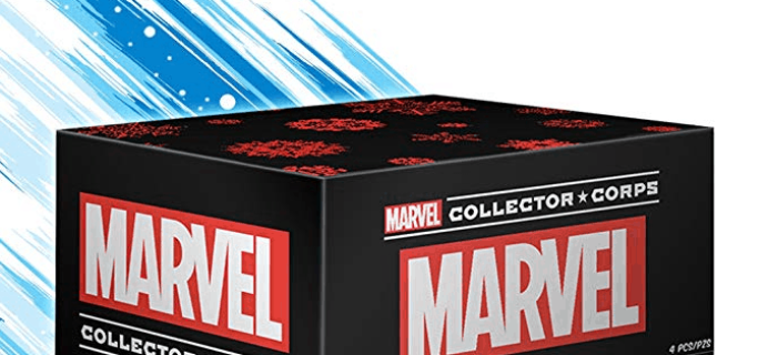 Marvel Collector Corps November 2019 Full Spoilers!