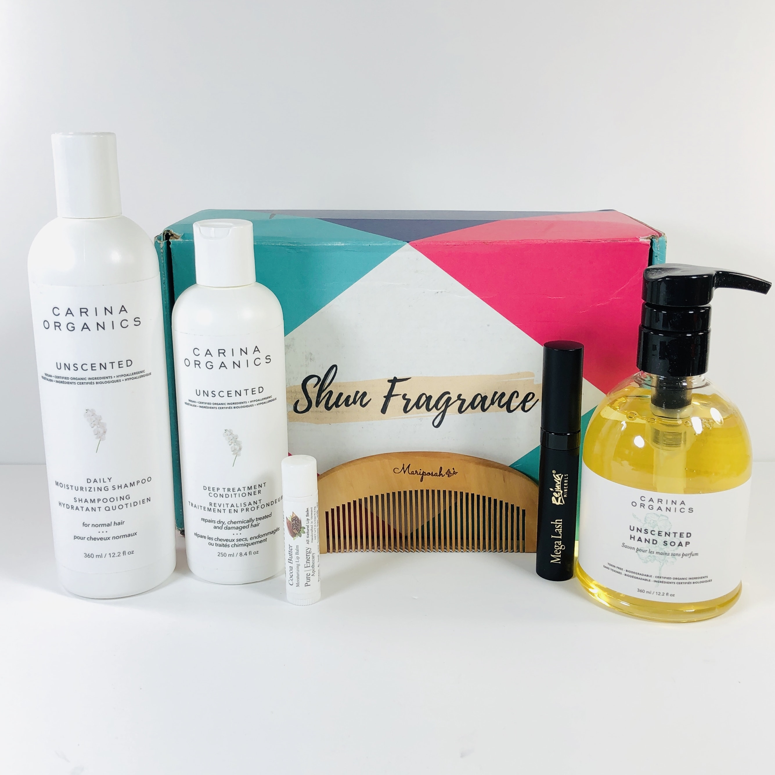 Shun Fragrance October 2019 Subscription Box Review + Coupon
