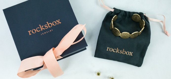 RocksBox October 2019 Review + FREE Month Coupon!