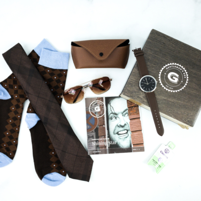 The Gentleman's Box October 2019 Review & Coupon