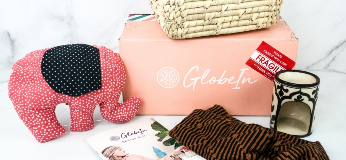 GlobeIn Artisan Box Club REVIVE October 2019 Review + Coupon