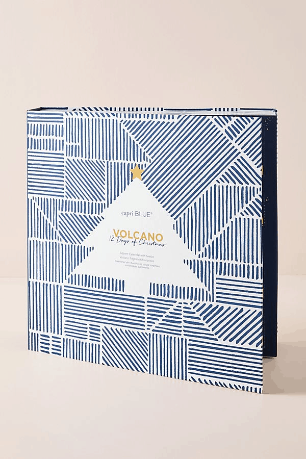 Anthropologie 2019 Capri Blue Advent Calendar Available Now + Spoilers!