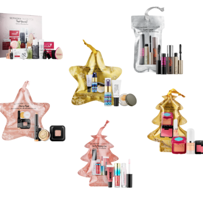 Six New Sephora Kits Available Now + Coupons!