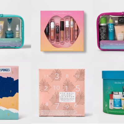 Target Holiday Beauty Kits + Advent Calendars Available Now!
