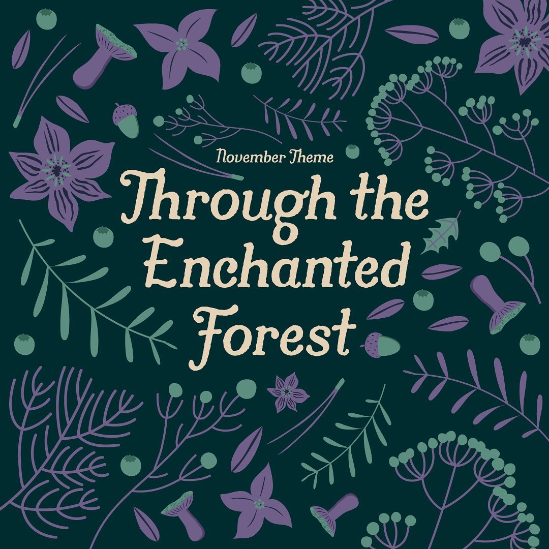 Image result for through the enchanted forest owlcrate