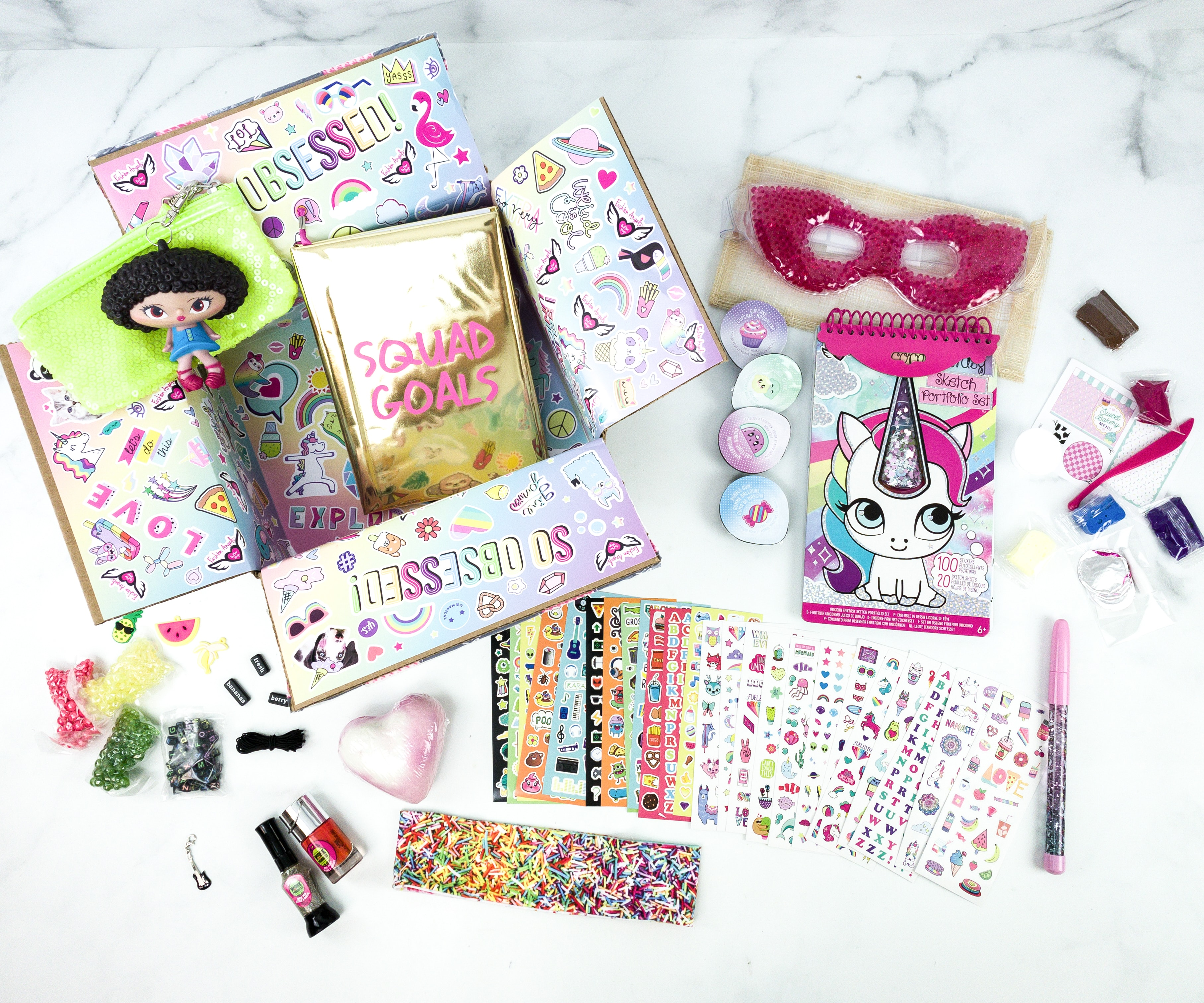 November 2019 Fashion Angels Find Your Wings Subscription Box Review + Coupon